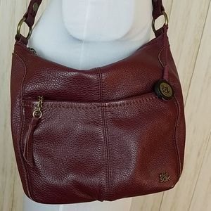 EUC. The Sak Leather Shoulder Bag
